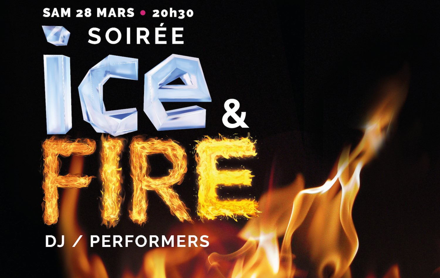 soirée Ice and Fire, Campus CCI28, Patinoire Odysée Chartres